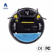 Small Ce Rohs Smart Wireless Vacuum Cleaner Robot Vacuum And Mopping Cleaner For Home And Car