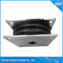 vibratary compactor rubber shock absorber rubber mounting
