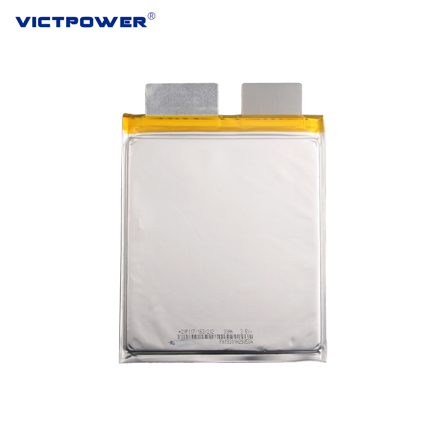 Rechargeable deep Cycle lipo battery 3.6v 33ah lithium Battery for Electric car