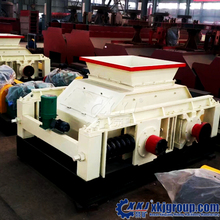 Industrial Double Roller Crusher, Construction Equipment, Roll Crusher