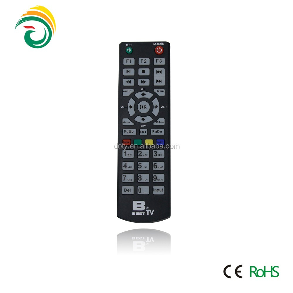New huayu universal tv remote control manufacturer