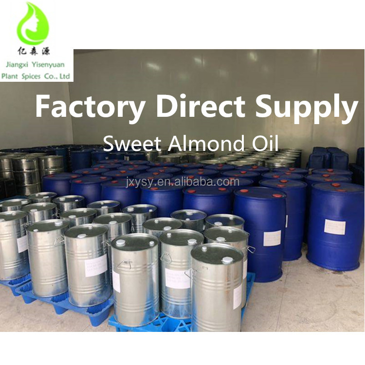 OEM/ODM Organic Cold Pressed 100% Pure Sweet Almond <strong>Oil</strong> with Private Label