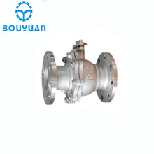 CF8M long stem ball valve with low price
