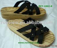 Fashion EVA stock shoes