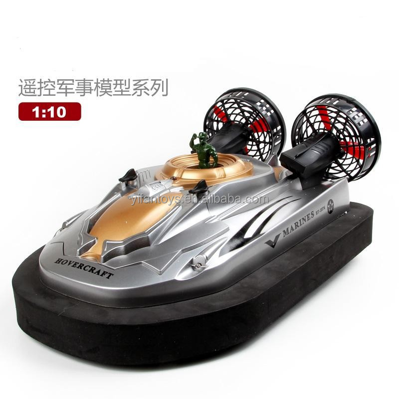 Amphibious Electric RTR RC Hovercraft, RC boat rc hovercraft for sale