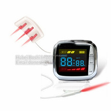 2017 Best prices newest laser acupuncture equipment for diabetes treatment