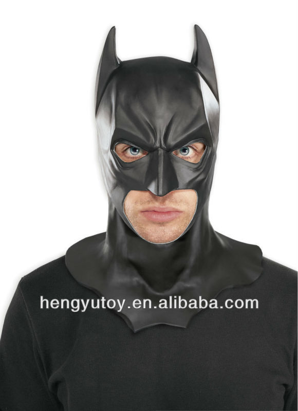 halloween Costume the latest design amazing famous person mask Batman mask