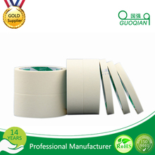 Good Quality 16mm Ruber Adhesive Masking Tape Water Proof With Iso9001 Certificate