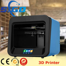 3D printer with gapless feeding system with patents, cheaper price 3D printer
