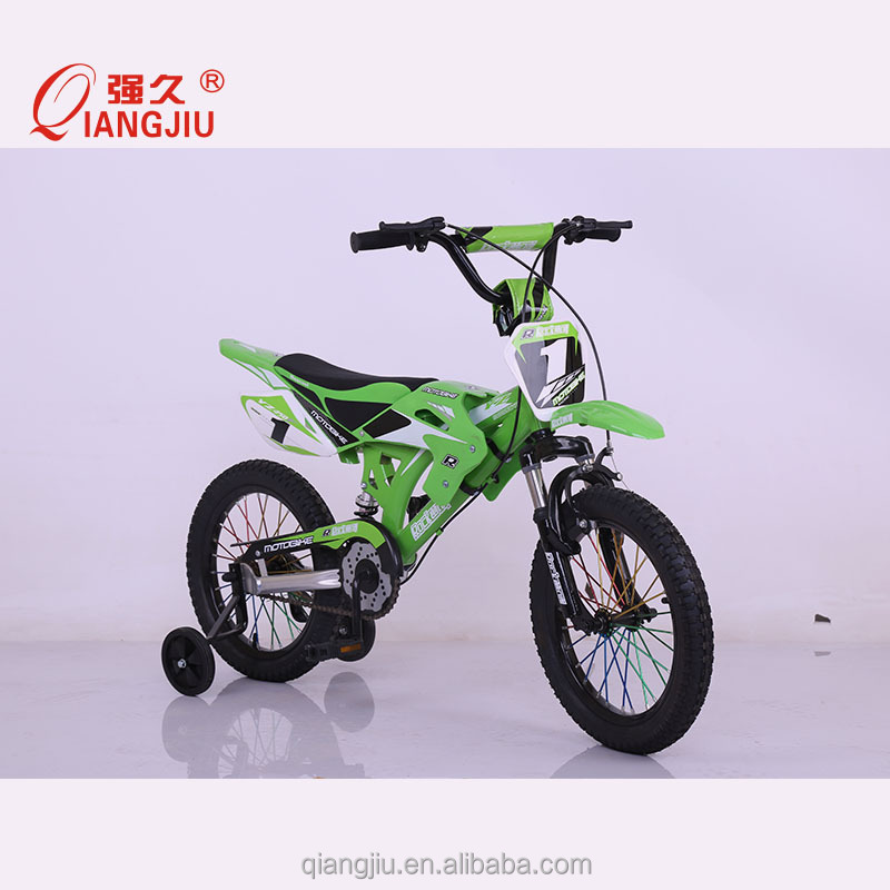 ISO 9001:2008 children bike Manufacturers wholesale Off-road motorcycle style kids dirt bike/child bike