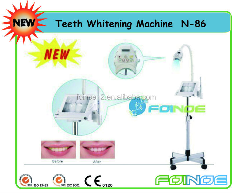 Standing Teeth Whitening Machine (CE approved)