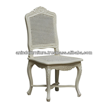 French with Rattan Kitchen Chair