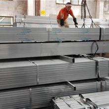 Q235B AS1163/BS1387 greenhouses hot dip galvanized carbon steel square steel pipe/tube