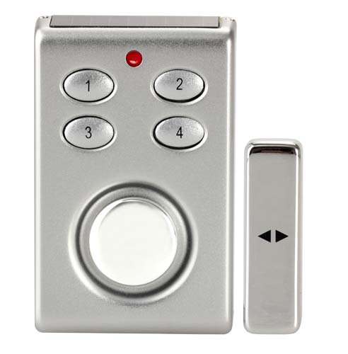 door alarm for kid and elderly with vibration function