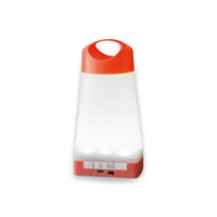 Plastic IP65 2W Portable USB Rechargeable