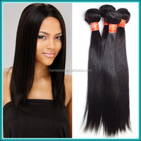 "wholesale price alibaba cheap brazilian hair weave bundles for sale unprocessed virgin brazilian straight hair 18"" 20"" 22"""