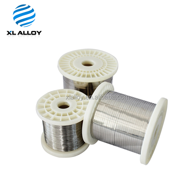 Bright face 0Cr27Al7Mo2 heating electric resistance ribbon