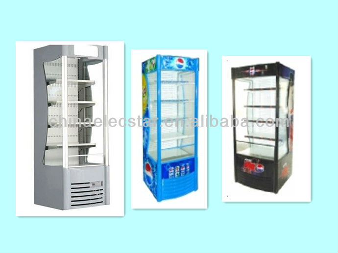 Full Height Multi-deck/ supermarket Open front Cooler with Easy Reach Design and CE Approval-type C3-14