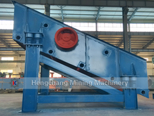Linear Sand vibrating screen