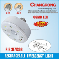 1 year warranty cheap high quality led bulbs for emergency