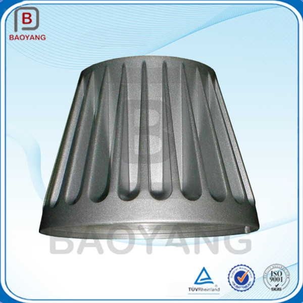 High quality die casting led bulb aluminum housing