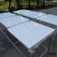 solid surface chemical resistance countertops