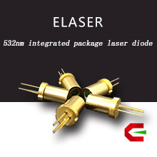 Laser flashlight use 50mW small divergent angle 532nm light emitting diode price