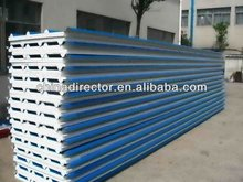 top high quality long life EPS sandwich panels building material for steel structure building