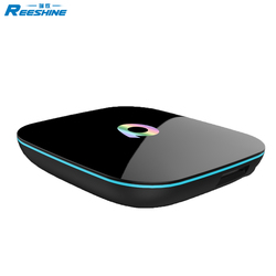 chipped amlogic s905 android tv box 2gb 16gb qbox amlogic s905 android 5.1 q box s905 tv box