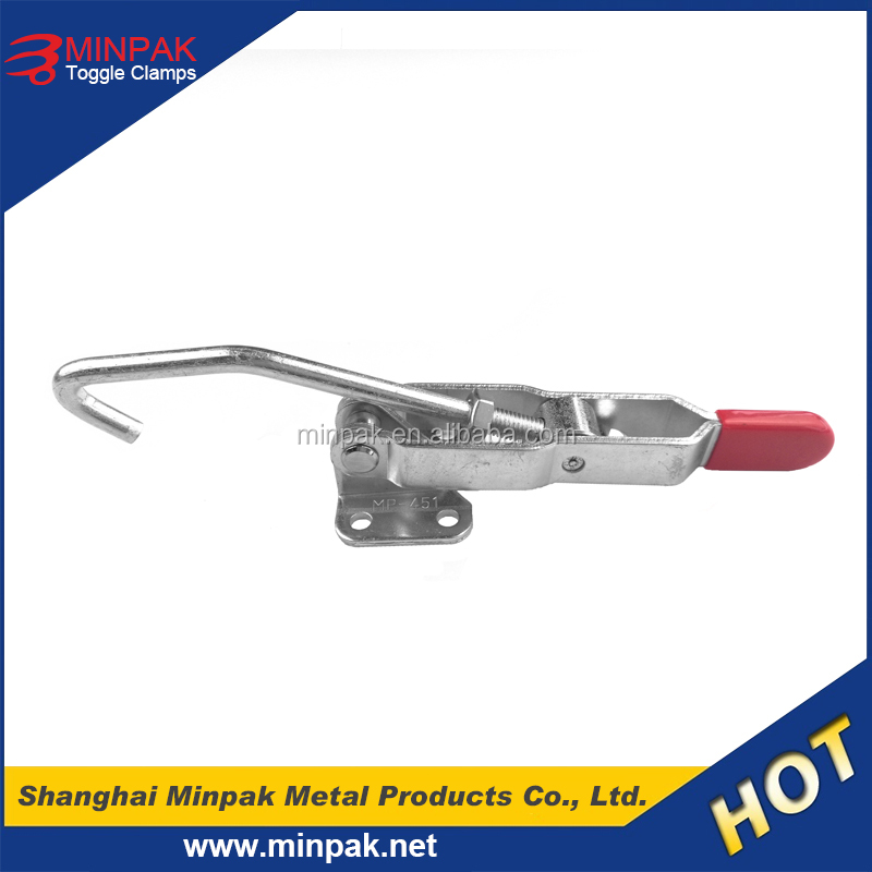 Trade Assurance stainless steel adjustable toggle latch clamps