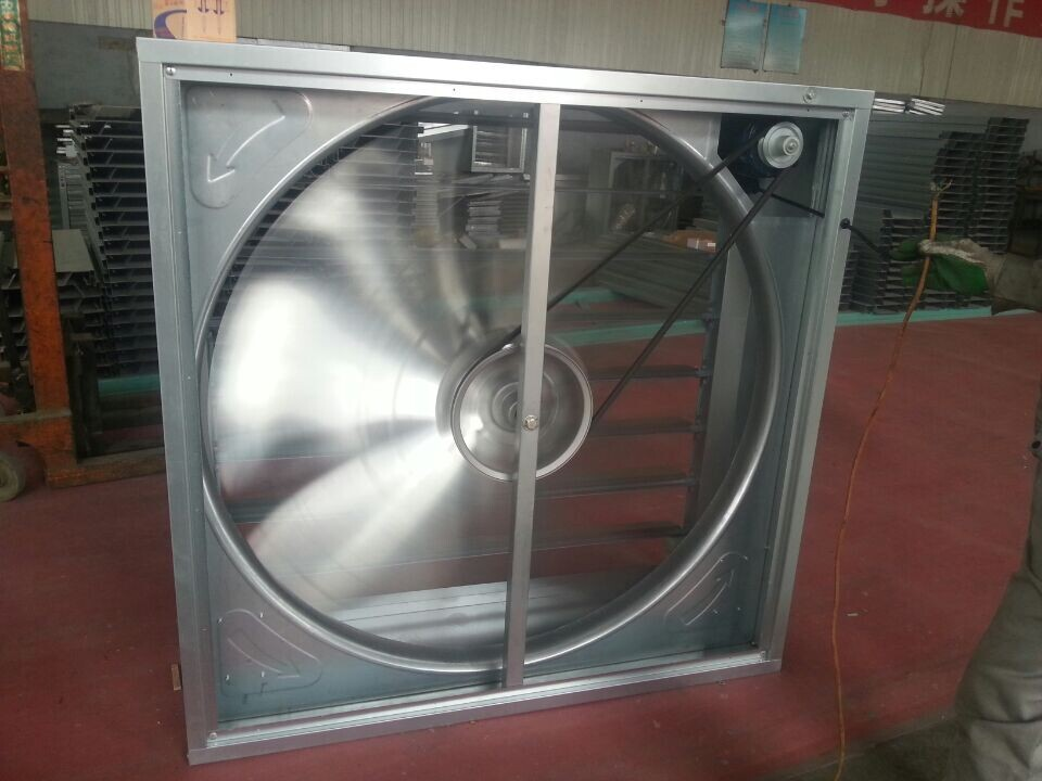 HS new design Agricultural greenhouse smoke exhaust fan cooling ventilation system