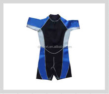 Popular 2.5mm OEM Neoprene wetsuits neoprene surfing wetsuits Neoprene Man shorty for Surfing