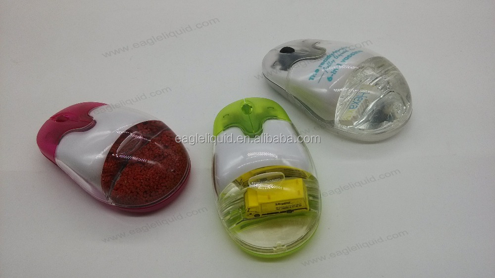 2.4 Ghz Wireless Aqua Mouse with USB driver