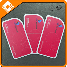 sample free new design 13.56MHZ contactless rfid card, contact plastic card