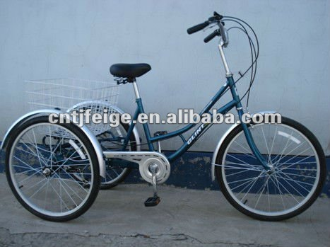blue trike dutch frame