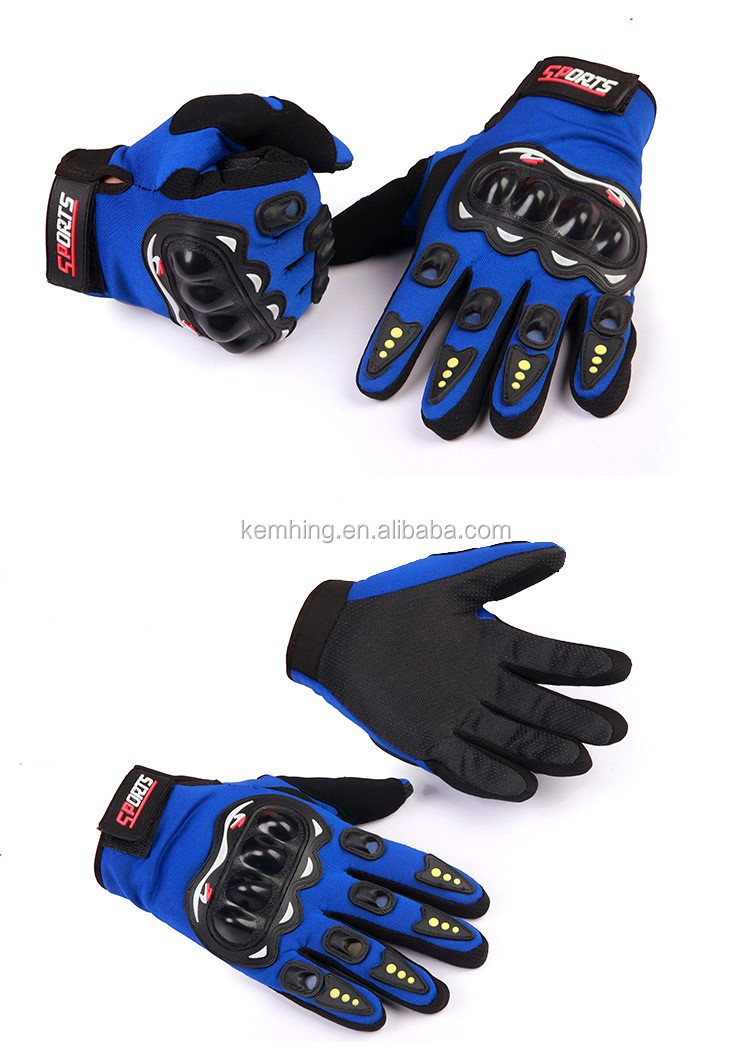Factory Wholesale Bike Riding racing Gloves Motorcycle Gloves work glove
