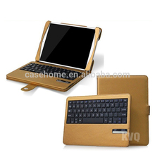 China Manufacturer Tablet Case With Wireless Bluetooth Keyboard For iPad air/mini 2 3