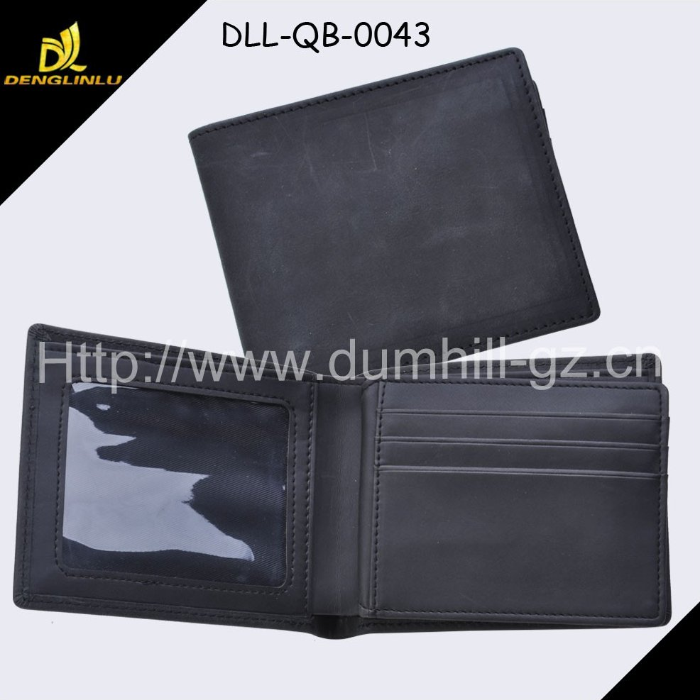 Latest Stylish Synthetic Leather Mens' Wallet For OEM