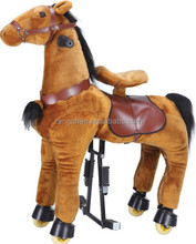 Plush Horse Walking Toy for Children and Adults