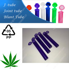 AIR TIGHT SOFT CONE holder tube smoking rolling cigarette Joints Weed blunt Plastic J Dood Paper Pre Rolled Tubes