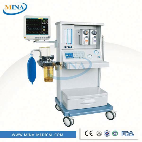 MINA-AM002 (wall mounting type) High Pressure Oxygen Concentrator used with Anesthesia machine and Ventilator