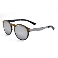 black aviator sunglasses  black frame