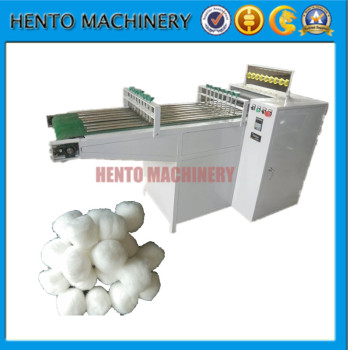 2017 Hot Selling Cotton Ball Machine