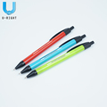 Company Slogan Plastic Rotation Message Pen