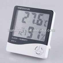 Digital Temperature Humidity Meter HTC-1 H596 Precise LCD Hygrometer Thermometer