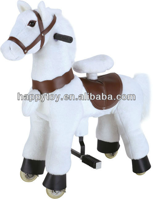 HI EN71 Hi Gentle Adult Ride On Horse
