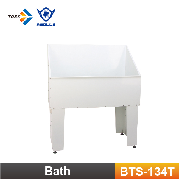 BTS-134 New Powder Coated Steel Dog Grooming Bath Pet Bath Tub Pet Products