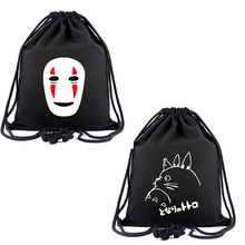 Customized Cheap Backpack Bag Canvas Draw String Bag