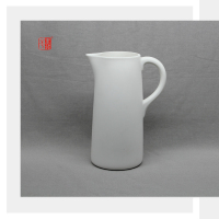 White Ceramic Milk Jug