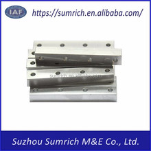 Customized high precision OEM CNC stainless steel and aluminum heat sink